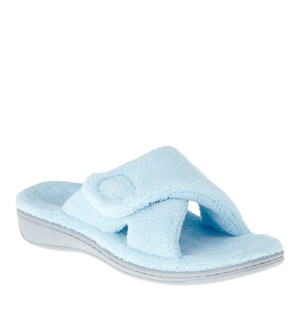 Orthaheel Womens Relax Slippers Light