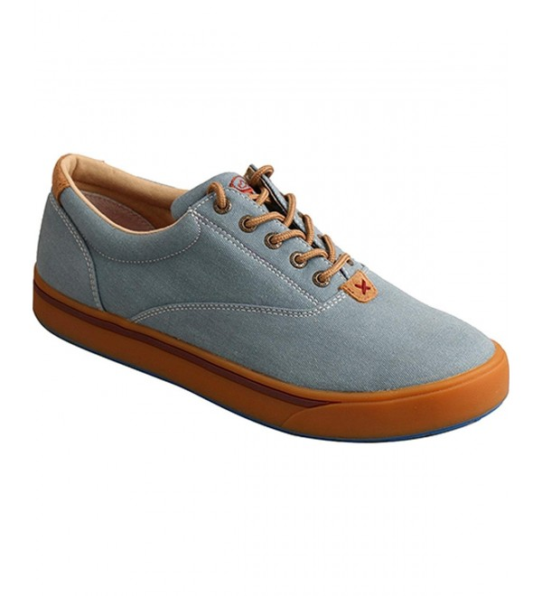 Twisted Hooey Lopers Canvas Shoes