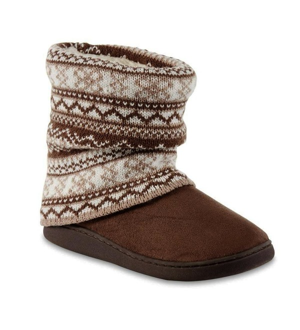 Nukas Muk Luks Womens Slippers