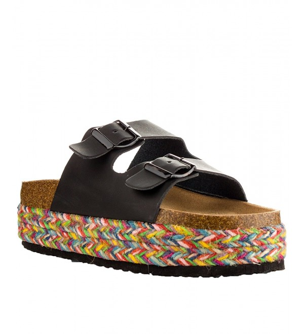 RF ROOM FASHION Platform Sandals