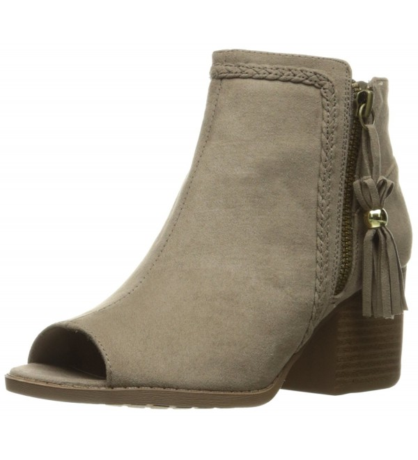 Qupid Womens Core 28 Boot Taupe