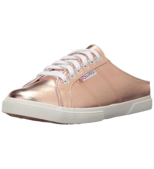 Superga Womens Cotmetu Fashion Sneaker