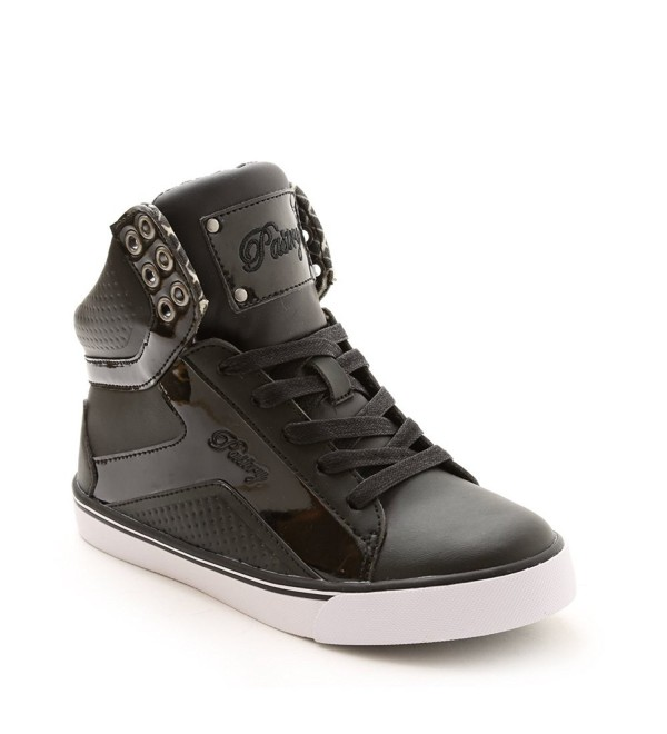 Pastry High Top Sneaker Glossy Accents