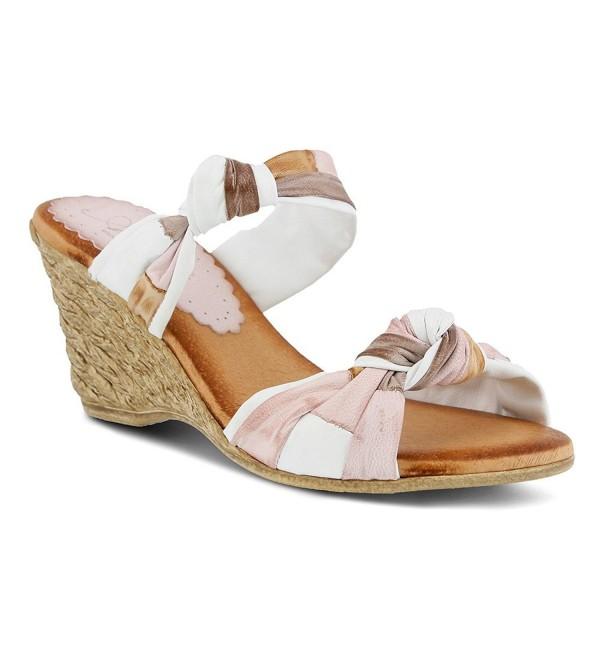 Womens Azura Upside Wedge Sandal