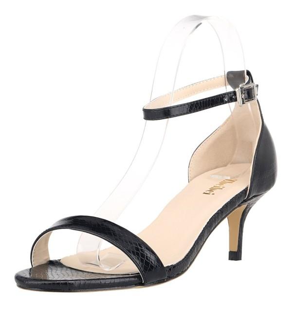 Zbeibei Womens Crocodile Sandals ZBB1051XEY40