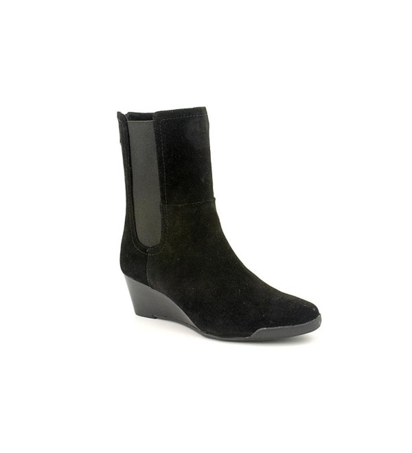 Adrienne Vittadini Womens Timber Ankle