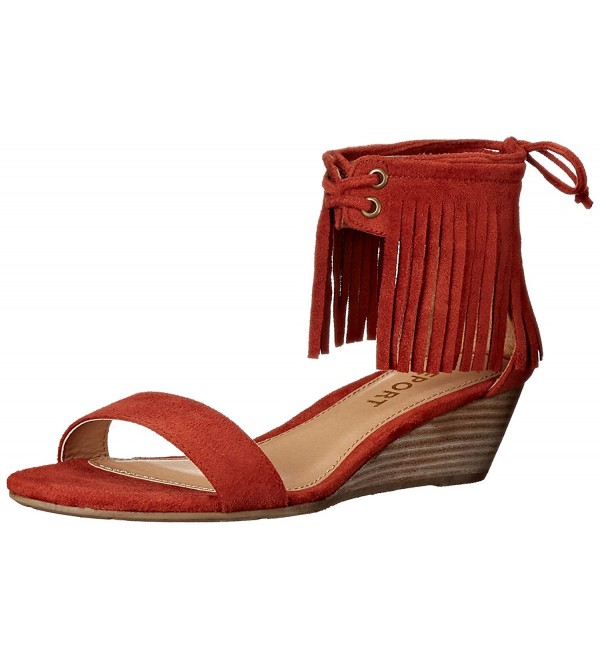 Report Womens Mazama Wedge Sandal