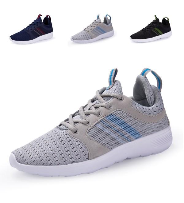 35a4f34446ca Women's Lightweight Mesh Sport Running Shoes - F-grey - CT184XYY4SR