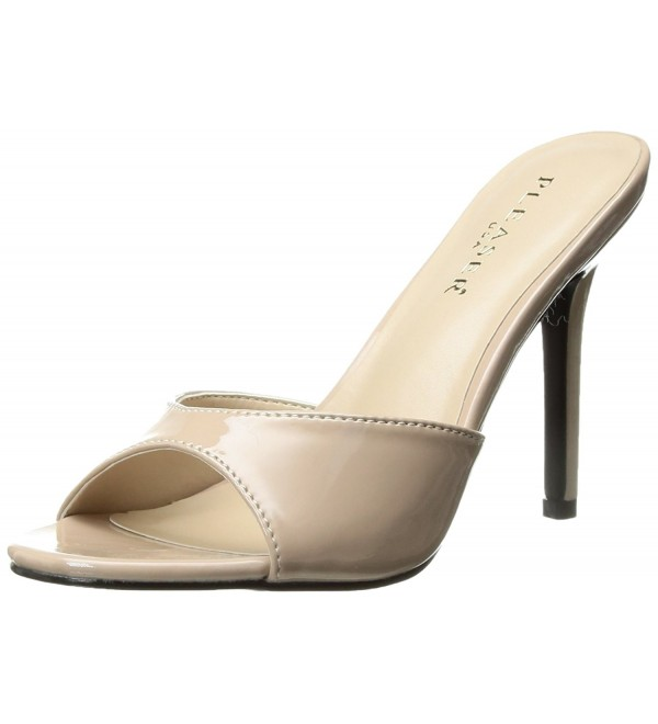 Pleaser Womens Clas01 Sandal Patent