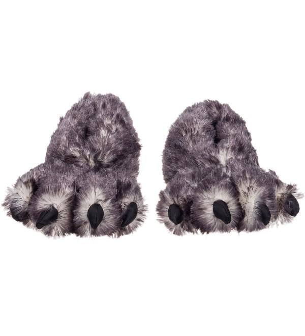Wishpets Stuffed Animal Plush Slippers