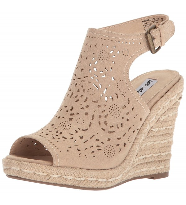 Not Rated Womens jobyna Espadrille