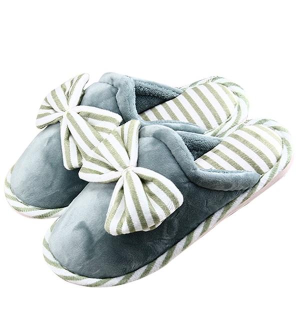 Babyprice Womens Anti slip Indoor Slippers