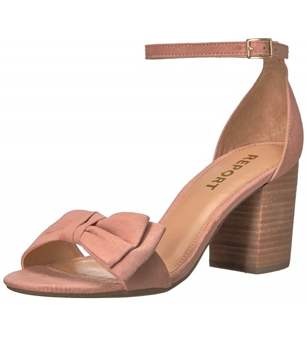 Report Womens Pearlina Heeled Sandal