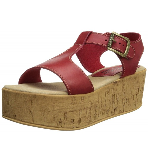 Sbicca Womens Lolana Wedge Sandal