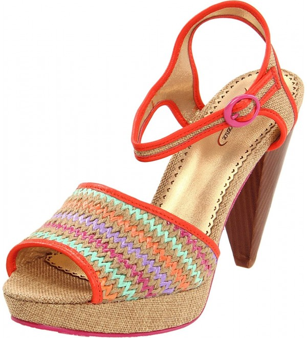Poetic Licence Womens Ankle Strap Natural