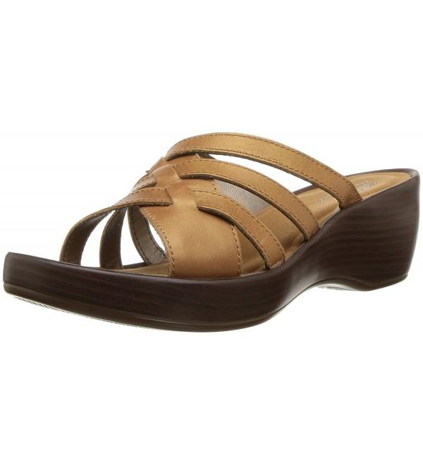 Eastland Womens Poppy Slide Sandal