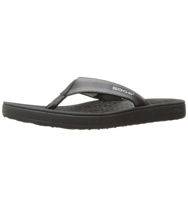 Bogs Hudson Webbing Stripes Sandal