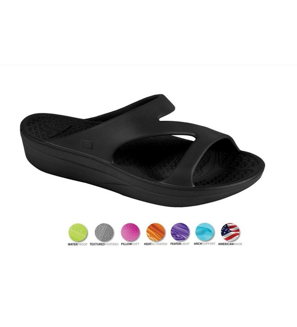 5240e10b0c94 Telic Voted Best Comfort Shoe Arch Support Recovery Z-Strap Sandal + ...