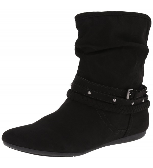 Report Womens Elson Western Black