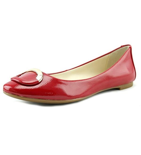 Alfani Gwennevah Women Red Flats