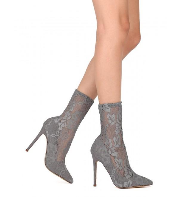 Liliana Women Stiletto Ankle Sock