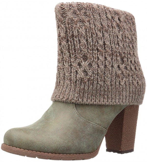 Womens Chris Ankle Bootie Moccasin