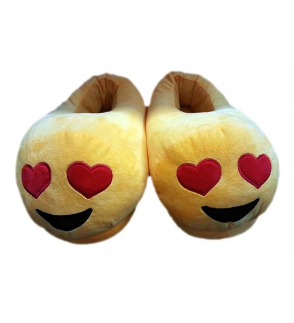 High Qualty Emoji Slippers Heath