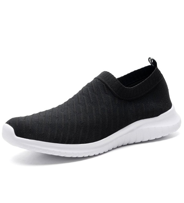 KONHILL Lightweight Athletic Breathable Sneakers