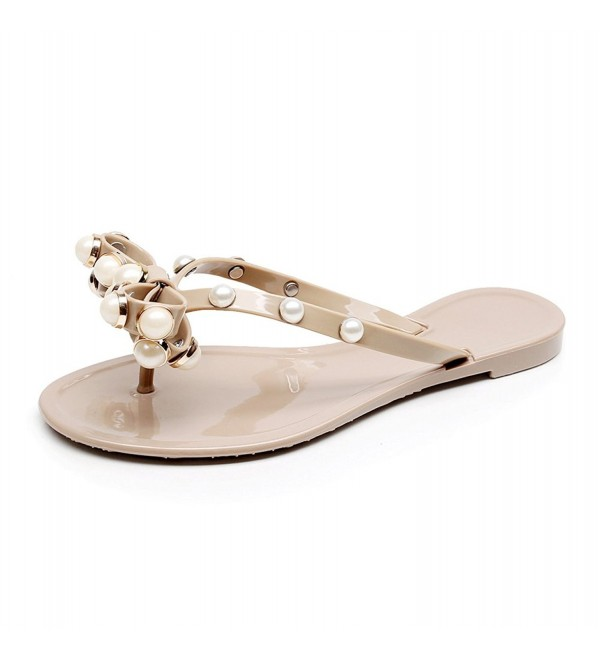 Omgard Summer Ribbon Sandals Slipper