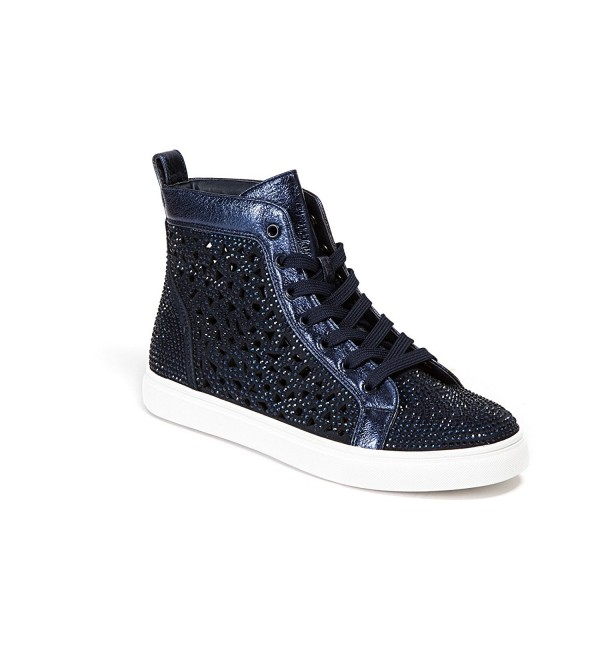 Lady Couture Rhinestone Sneaker Womens
