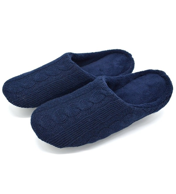 YOUTOUCHLIFE Cashmere Knitted Slippers X Large
