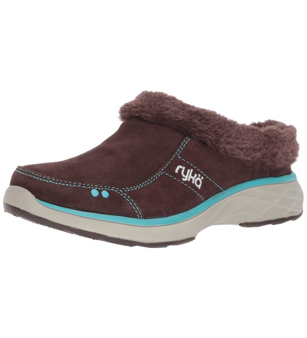 RYKA Womens Luxury Chestnut Bluebird