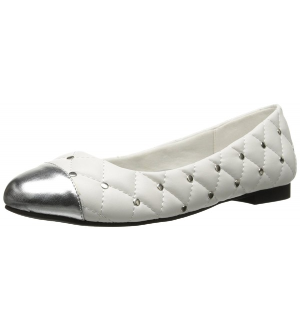 Annie Shoes Womens Event White