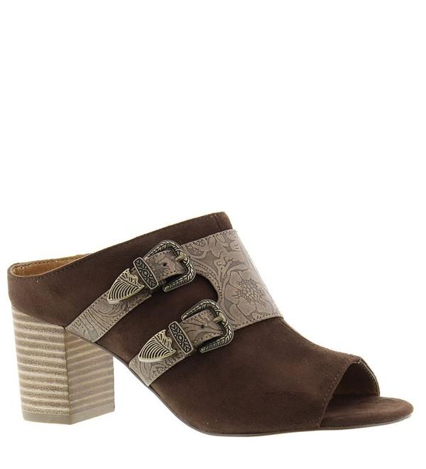 Yellow Box Sayda Womens Sandal