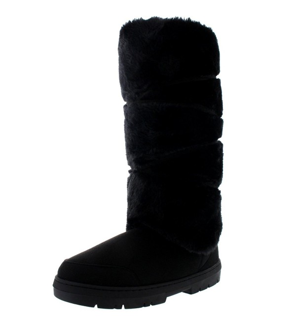 Holly Womens Fixed Winter Boots