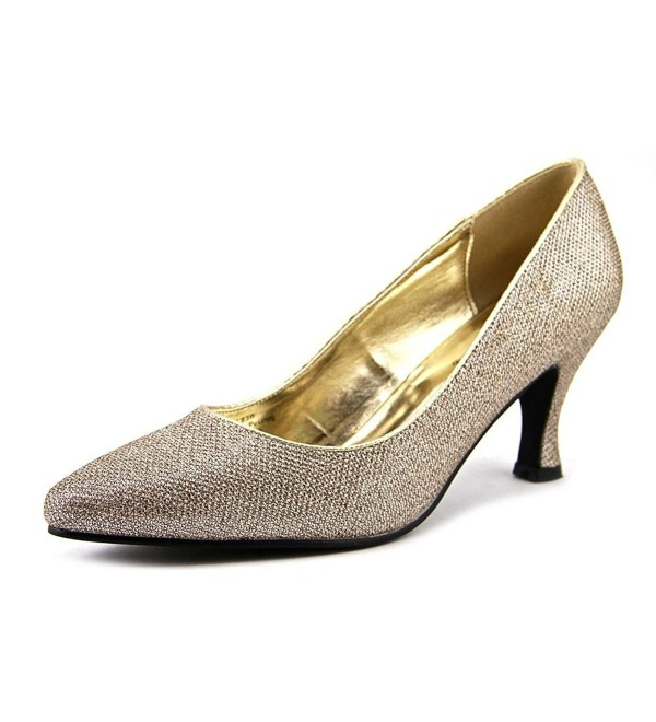 Bellini Womens Zoot Pump Glitter