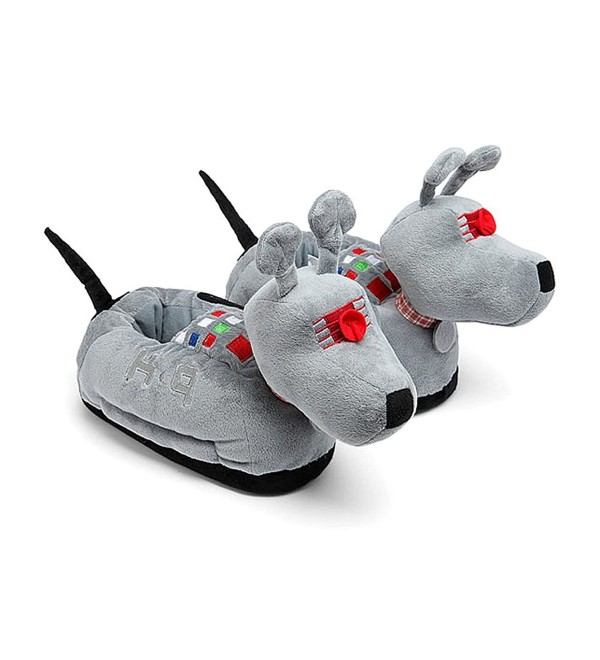 Doctor Who Womens K 9 Slippers