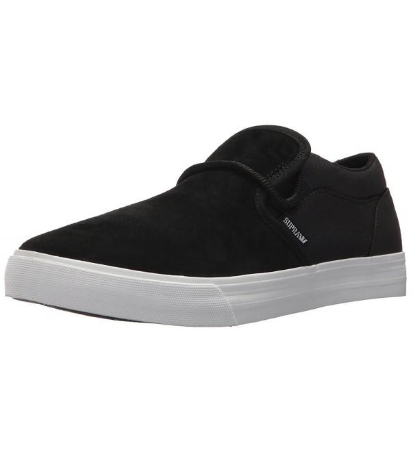 Supra Black White Sneaker Womens