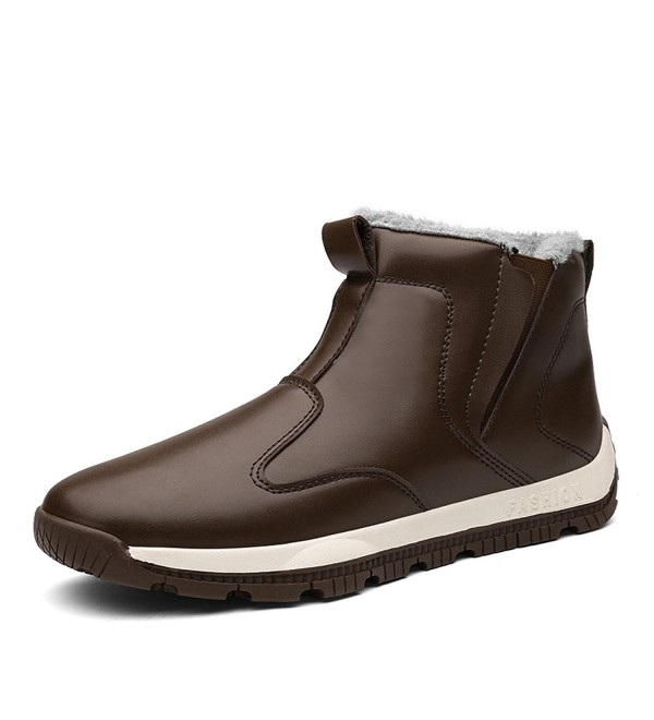Fung wong Waterproof Winter Outdoor Booties