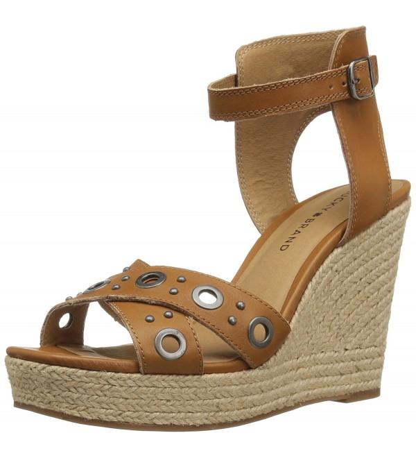 Lucky Womens Leander Sandal Medium