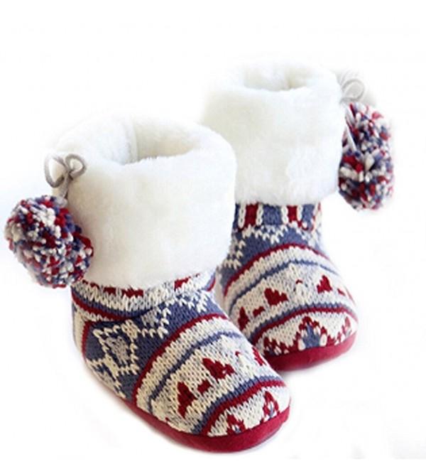 Thicken Thermal High Top Ankle Bedroom Flat Footwear