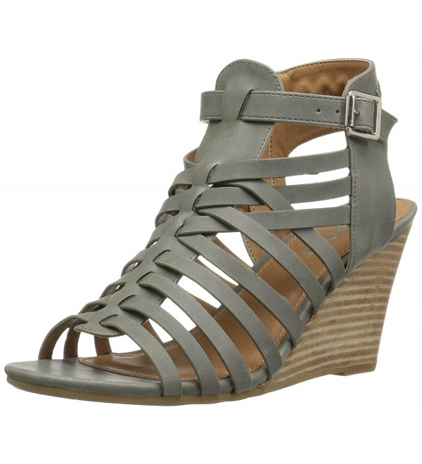 Report Womens Sonora Wedge Sandal