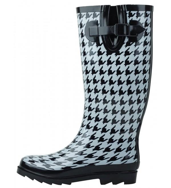 Cambridge Select Waterproof Pattern Houndstooth