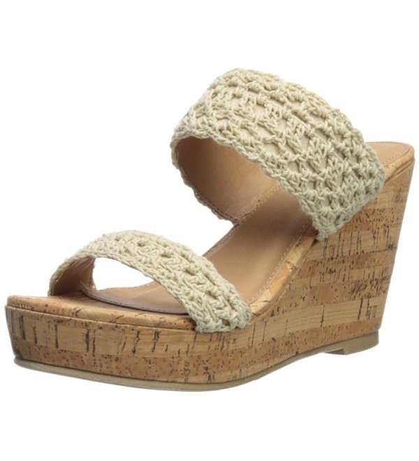 Report Womens Sandal Natural Medium