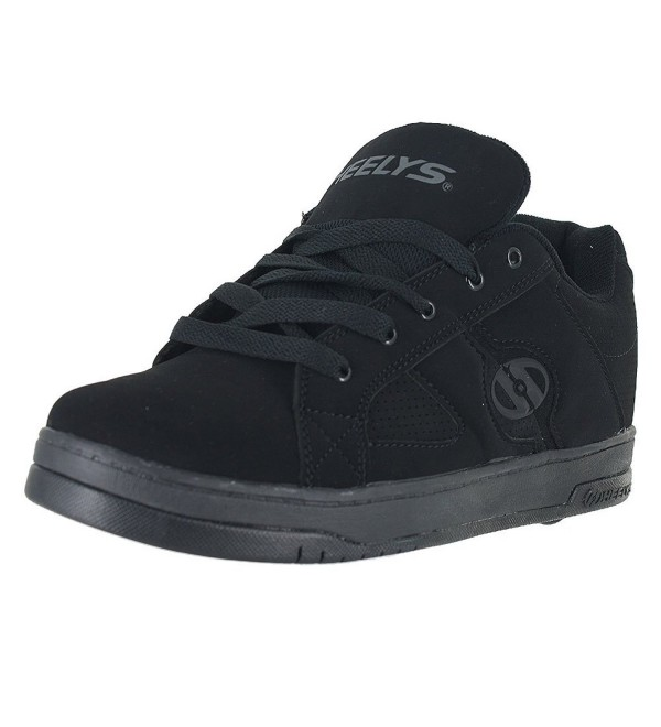 Heelys Split Black Roller Sneakers
