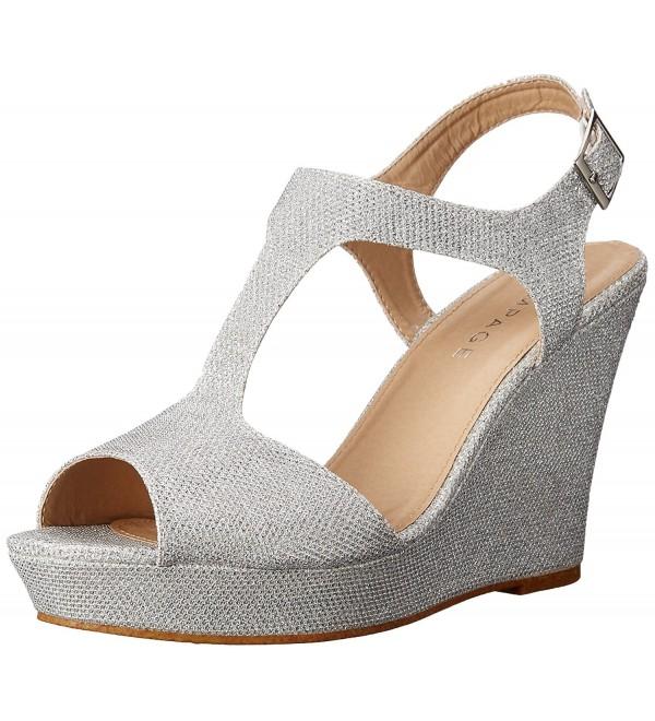 Rampage Womens Candelas Platform Sandal