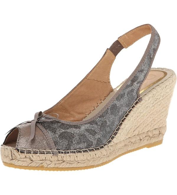 Vidorreta Womens Light Leopard Sandal