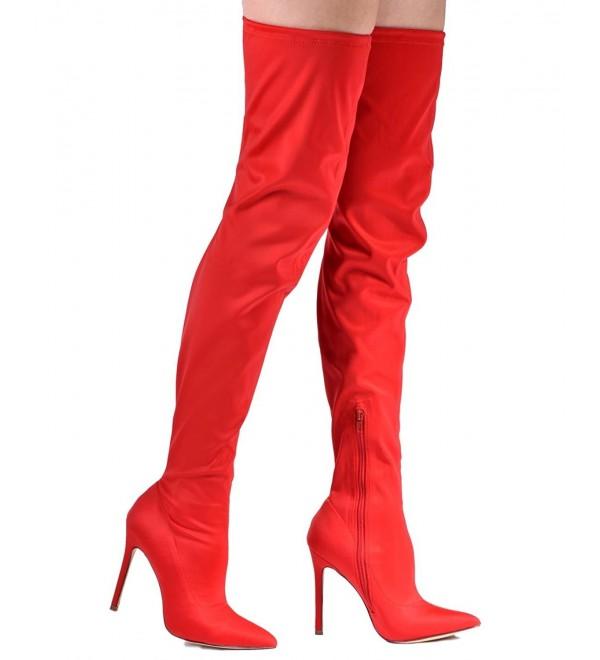 Liliana Gisele 50A Womens Stiletto Heeled