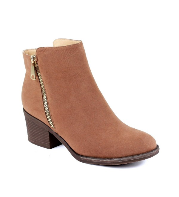 Reneeze PAMA 01 Fashionable Stacked Booties