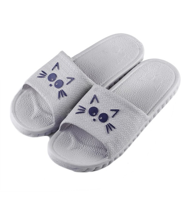 Topgalaxy Z Unisex Slipper Anti Slip 8 5 9 5